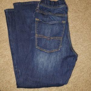 Levi's elastic waist soft stretch boys jeans